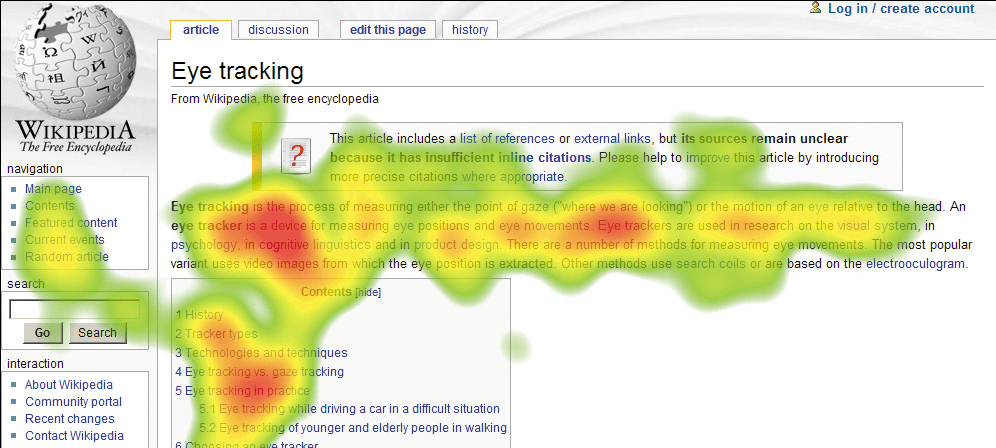 Using Heatmaps to Help You Increase the Conversion Rate