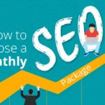 Feature Image: How to choose a monthly SEO package