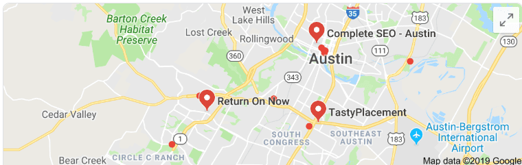 FEATURE IMAGE: Improve Your Local SEO