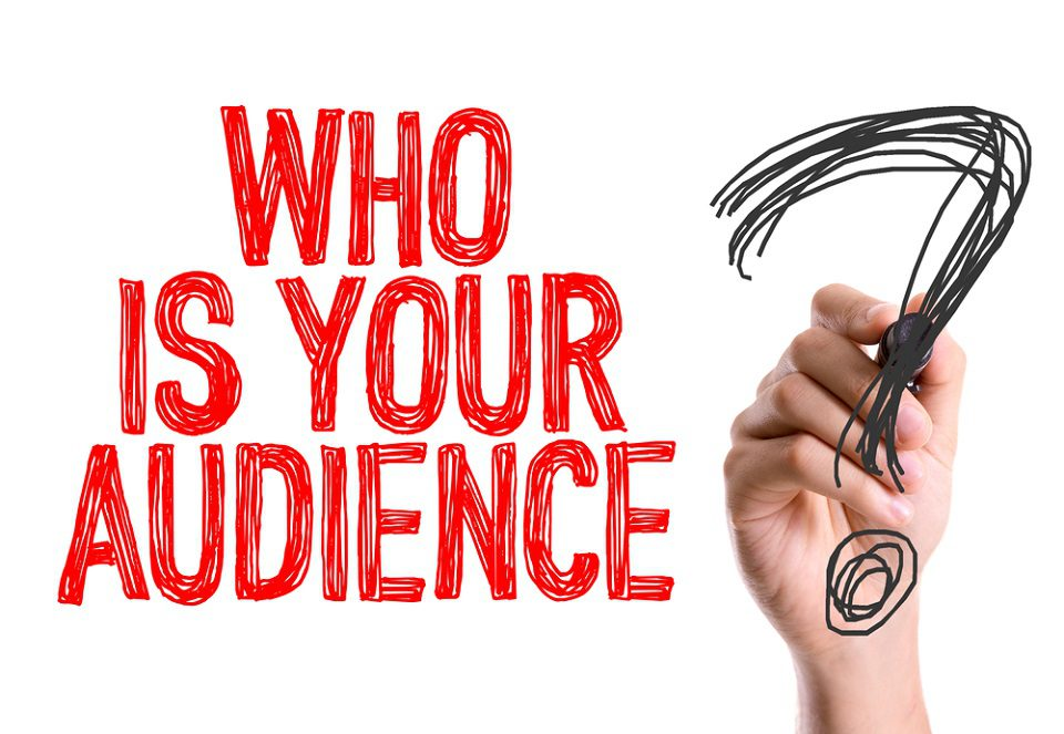 Target a Specific Audience - Who are they?