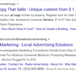 Guide to Successful Pay Per Click PPC Ad Copy Writing for B2B Marketing and AdWords Campaigns
