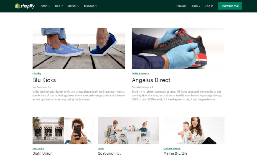 Social Proof: Share Success Stories Like Shopify Does